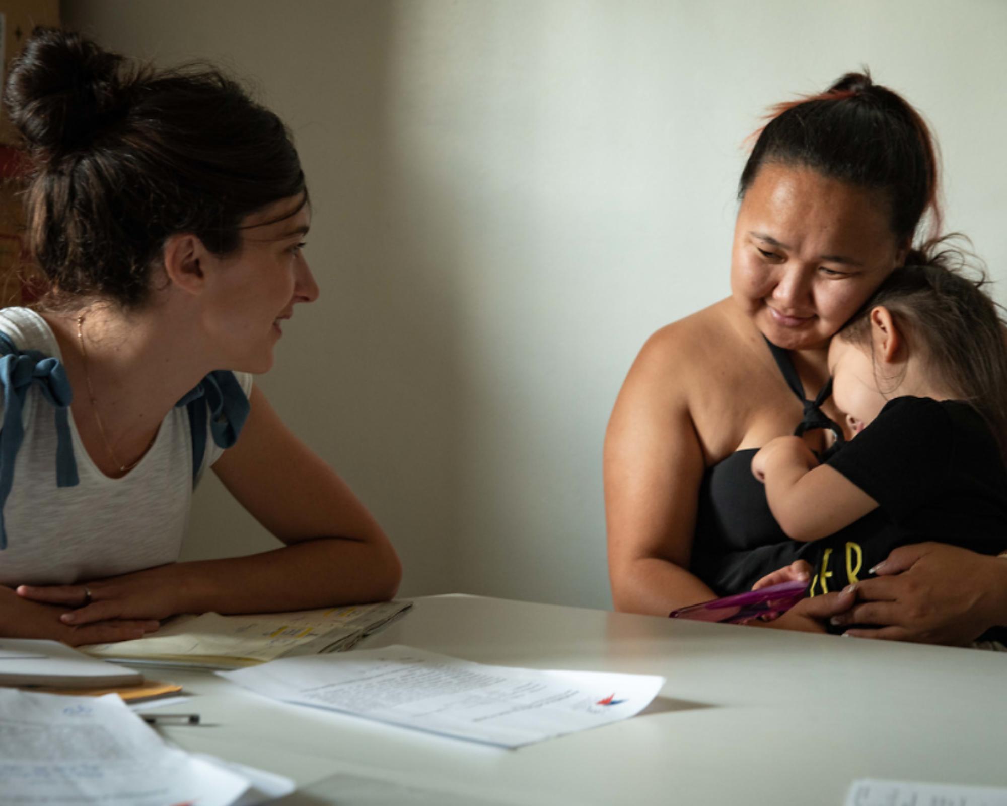 Un atelier pour lutter contre la pauvreté et la précarité