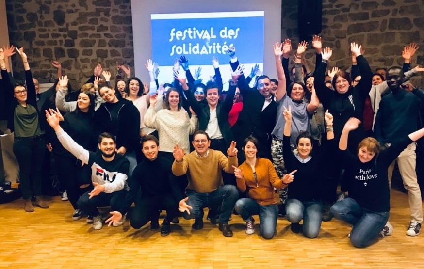 Le Festival des solidarités est lancé !